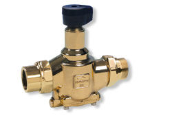 "FlowCon 15 – 40mm ""SH"" Externally Adjustable Automatic Balancing Valve"