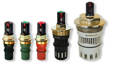 FlowCon Removable Automatic Balancing & Pressure Independent Control Valve Cartridges