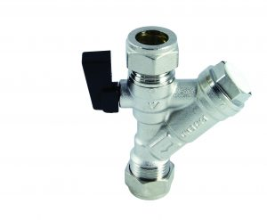Series 811 WRAS approved Flow Regulating Ball Valve