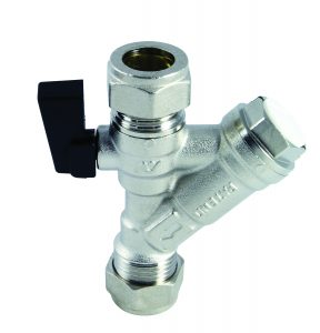 811 WRAS-Approved Flow Regulating Ball Valve