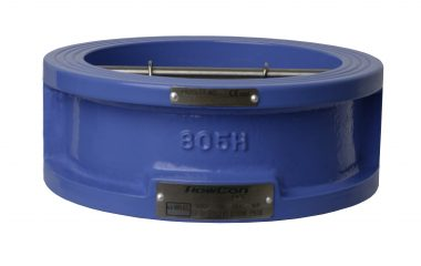 FlowCon IVC PN16 and PN25 Wras-Approved Dual Plate Wafer Check Valves