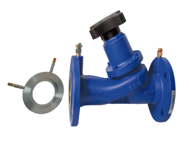 FlowCon IVC Double Regulating Cast Iron Commissioning Set