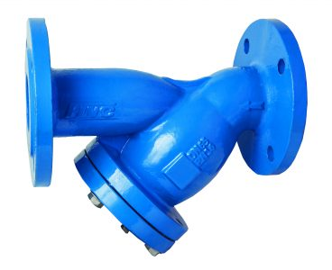 FlowCon IVC WRAS-approved PN16 Flanged Y Type Strainer