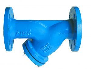 FlowCon IVC PN 25 Flanged Y Type Strainer