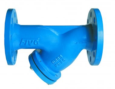 FlowCon IVC PN25 Flanged Y Type Strainer