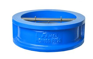 FlowCon IVC PN 16 and PN 25 Dual Plate Wafer Check Valves