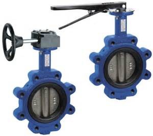 VIR Series 4325 Fully Lugged Butterfly Valve
