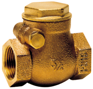 VIR Series 835 Bronze Swing Check Valve
