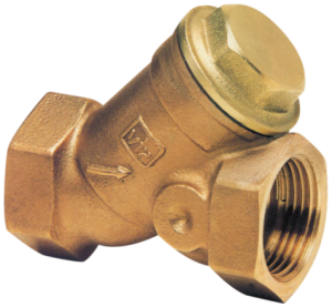 VIR Series 900 Bronze Y Type Strainer