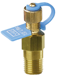 VIR Series 95TP Pressure/Temperature Plugs