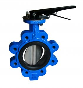 FlowCon IVC PN16 and PN25 Lugged Butterfly Valves
