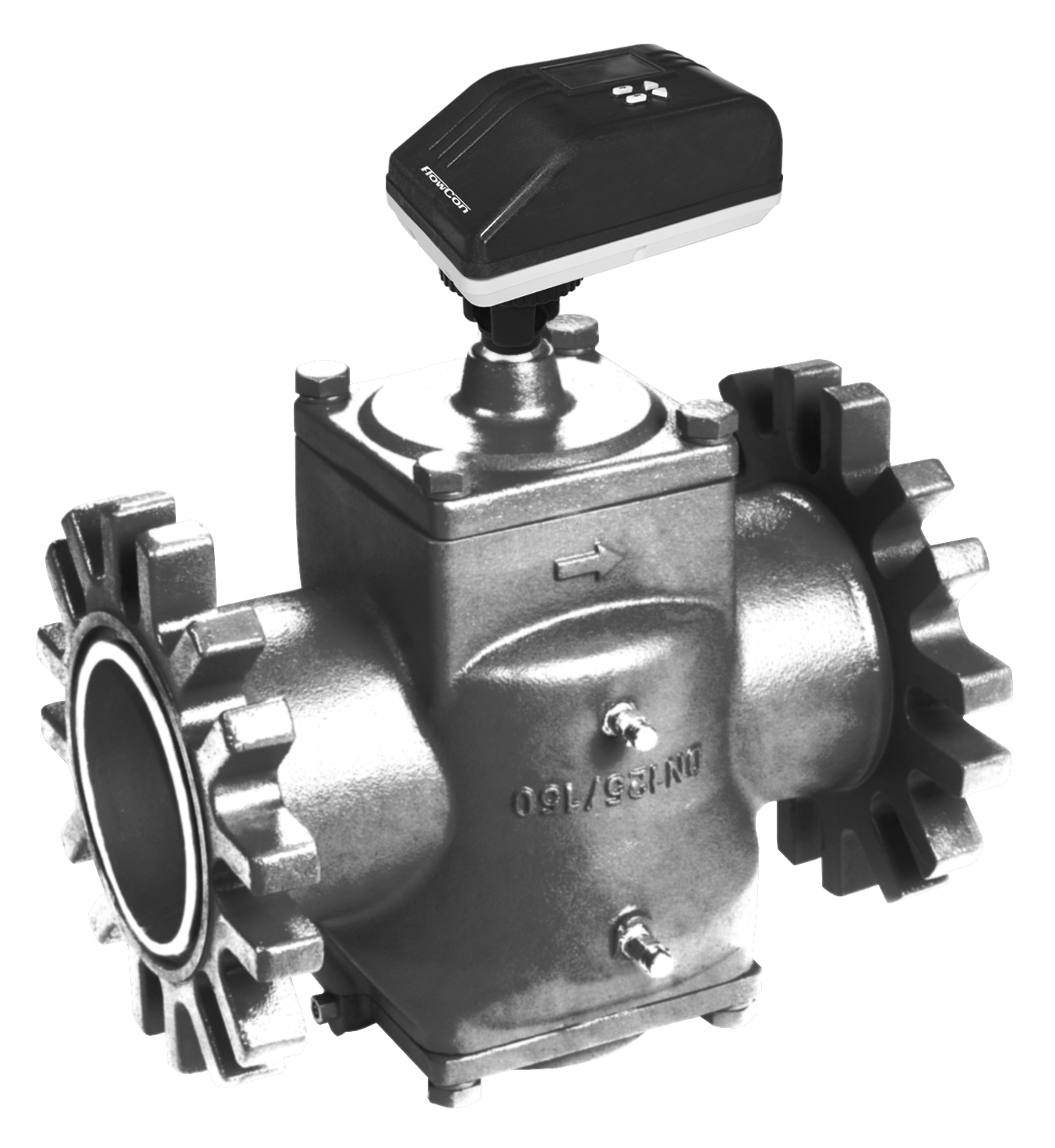 """FlowCon 50 – 150 mm """"SM"""" Stainless Steel Pressure Independent Control Valve"""