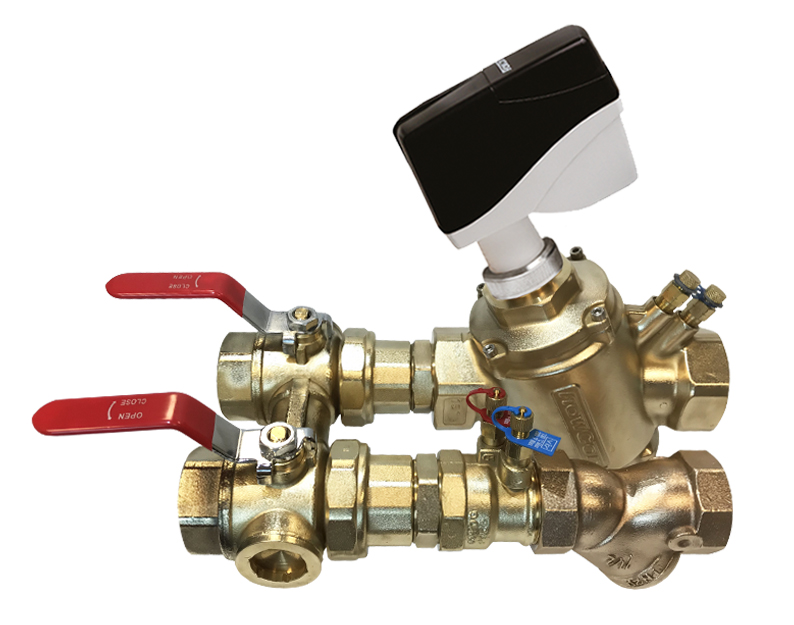 AHU/BRANCH CONNECTION VALVE SETS category image