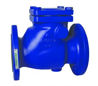 FlowCon IVC Flanged Cast Iron Swing Check Valve