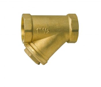 FlowCon IVC Threaded Brass Y Type Strainer