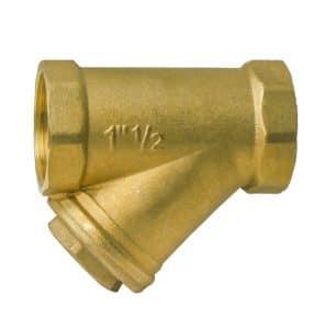 FlowCon IVC Threaded Brass Y Type Strainer
