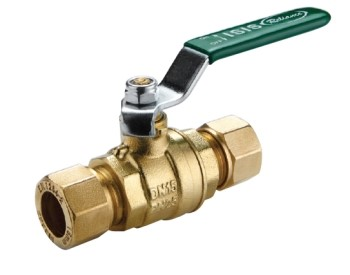 Effebi ISIS WRAS-Approved DZR Ball Valve