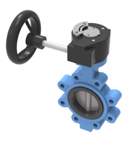 Double Regulating Butterfly Valve