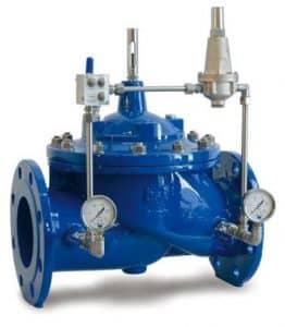 Downstream Pressure Reducing & Stabilising Control Valve