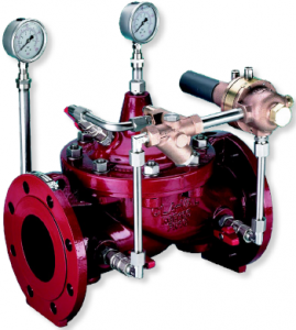 FlowCon 150-600mm Cla-Val Pressure Independent Control Valve