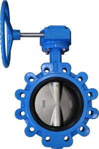 FlowCon IVC Wras-Approved PN16 Lugged Butterfly Valves